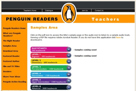 penguin-readers